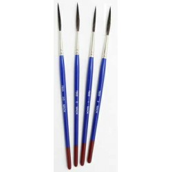 Long Handled Bobbo Super Quad Scroll Brush
