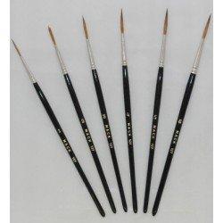 Script Liner Brush Sable series 127